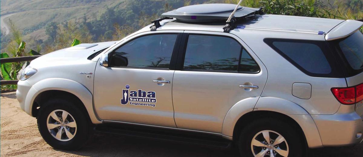 Movilidad Avanzada en todo terreno, en Movimiento Comunicaciones en movimiento (COTM) adquirió una gran atención debido a la necesidad creciendo de conectividad de banda ancha en vehículos en movimiento